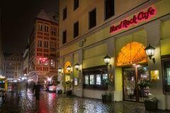 Hard Rock Cafe de Munique sem Fila