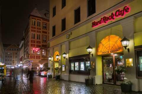 München: Hard Rock Café ohne Anstehen