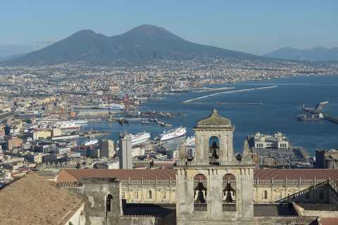 From Sorrento: Full-Day Guided Naples Experience