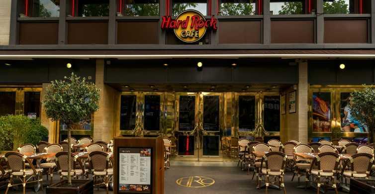 Parigi: Hard Rock Café con ingresso prioritario