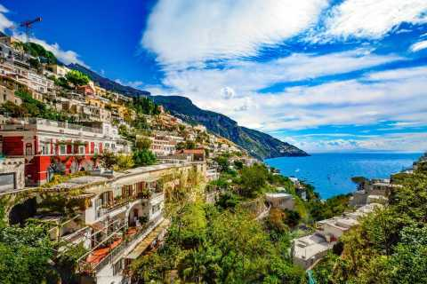 From Naples: Full-Day Amalfi Coast Highlights Tour