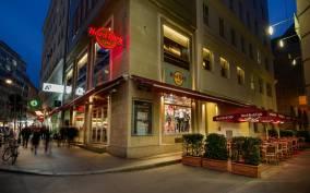 Hard Rock Cafe Vienna: Skip-the-Line Entry