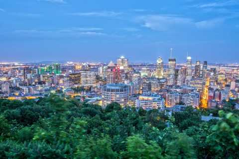 Montreal: Small Group Night Sightseeing Tour
