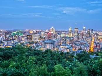 Montreal: Besichtigungstour bei Nacht in kleiner Gruppe