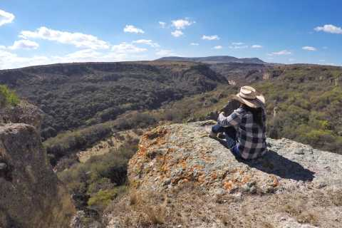 From San Miguel de Allende: Hiking in the Canyon with Lunch