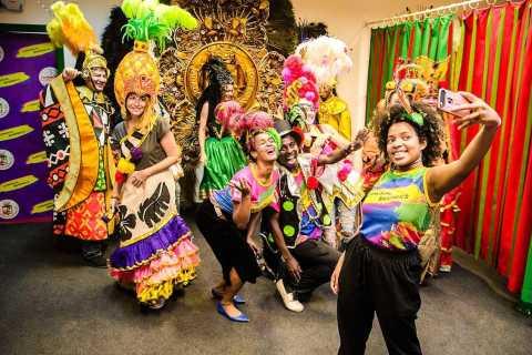 Rio de Janeiro: visite de la ville et visite de l'école de samba