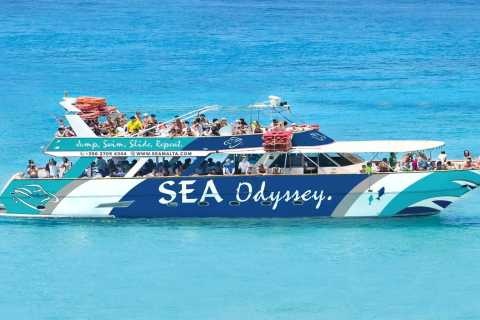 From Bugibba: Blue Lagoon Cruise with Swim & Snorkel