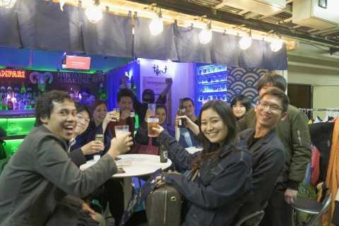 Tokyo: Bar Hopping Tour in Asakusa