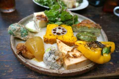 Tokyo: Vegan and Organic Food Tour