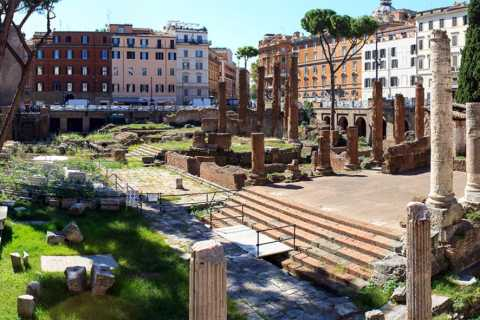 Rome: Walking Tour with Stadium of Domitianus