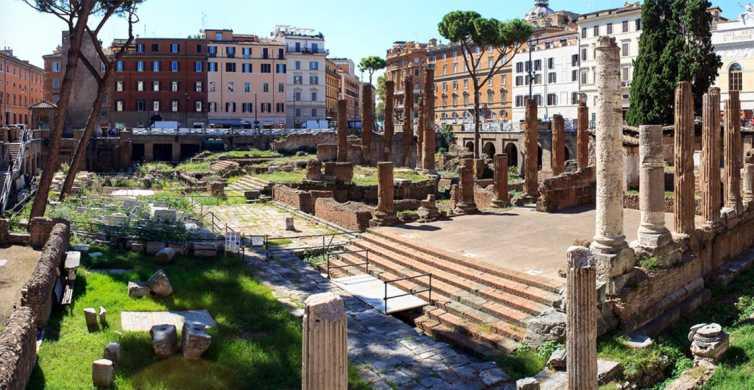 Rome: Walking Tour with Stadium of Domitianus
