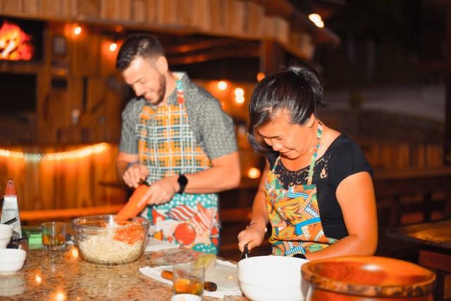 La Fortuna: Costa Ricaanse kookcursus van 3 uur met diner