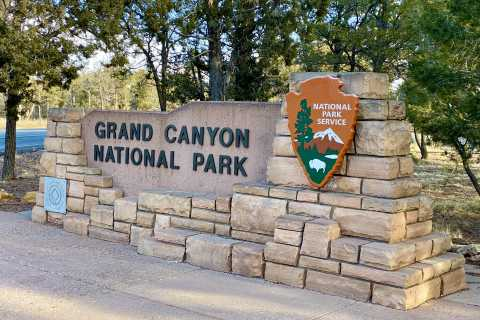 From Las Vegas: Grand Canyon National Park Overnight Tour