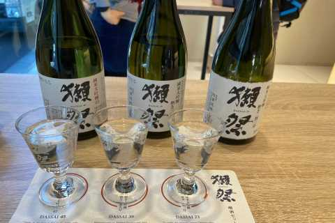 Tokyo: Insider Sake Tasting Tour