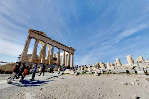 Atenas: passeio virtual pela Acrópole
