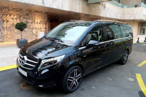 Budapest: 1-Way Private Luxury Airport Transfer