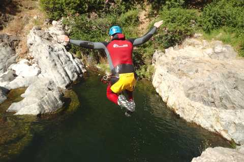 From Marbella: Canyoning Trip to Guadalmina
