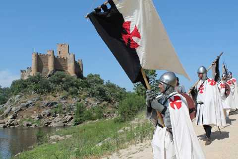 Lisbon: Tomar and Almourol Knights Templar Tour