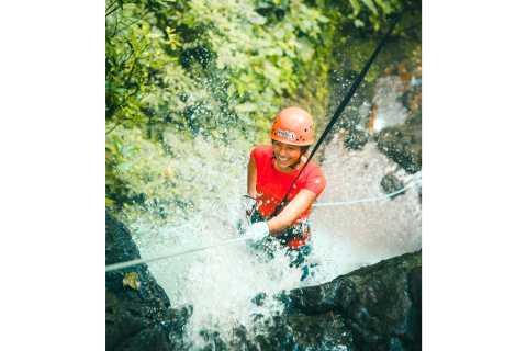 Arenal Volcano: Lost Canyon Canyoneering Adventure