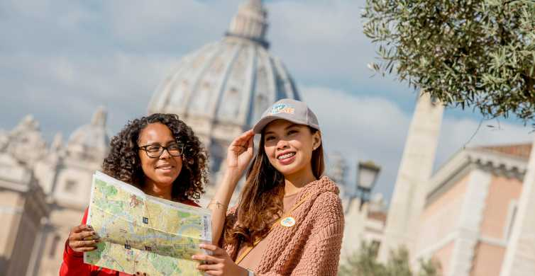 Vatikanmuseet og Det Sixtinske Kapel: Fast track-entré