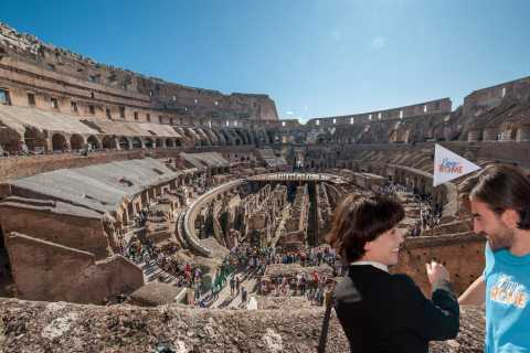 Fast Track: Colosseum, Arena Floor & Ancient Rome VIP Tour