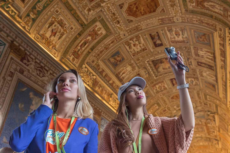 Vatikanische Museen & Sixtinische Kapelle: Tour