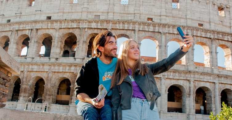 Rome: Skip-the-Line Colosseum, Forum, and Palatine Hill Tour