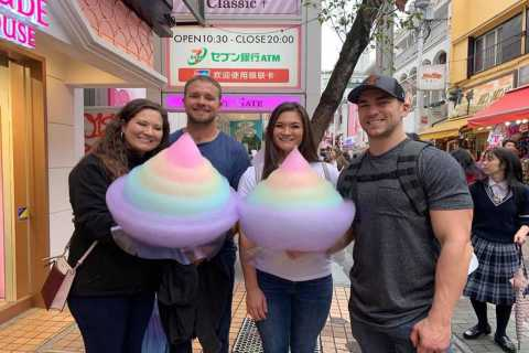Tokio: Crazy Food y Kawaii Harajuku Food Tour