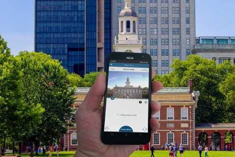 Philly: Liberty Bell Historical Self-Guided Walking Tour