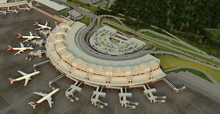 Rio Galeão Airport (GIG): Shuttle Transfer to/from Hotels