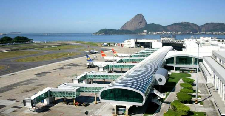 Rio Santos Dumont (SDU): Shuttle Transfer to/from Hotels