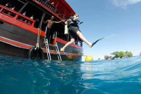 Kon Chang: 1-Day Diving Trip