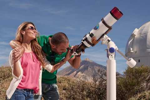 Tenerife: Mount Teide Observatory Guided Tour
