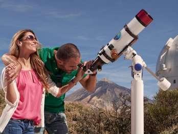Teneriffa: Führung im Teide-Observatorium