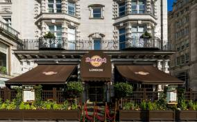 Hard Rock Cafe London: Skip-the-Line with Set Menu