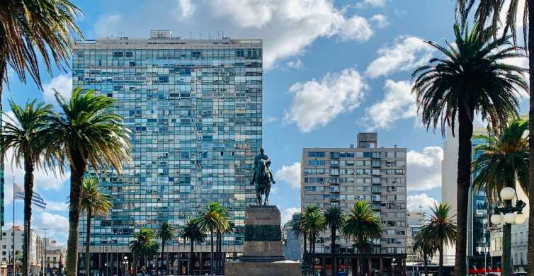 Montevideo: Half-Day Sightseeing Tour