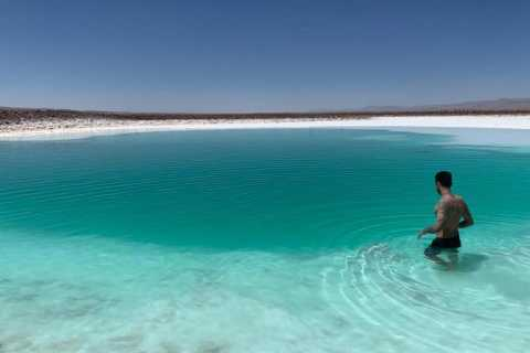 San Pedro de Atacama: Versteckte Lagunen von Baltinache