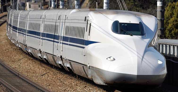 Desde Hiroshima: boleto de tren bala de ida a Osaka