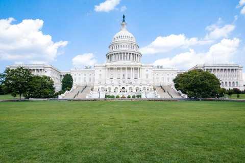 Washington, DC: US Capitol Building Entry with 1-Hour Tour