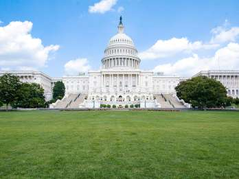 Washington, DC: Eintritt in das US-Kapitol mit 1-stündiger Tour