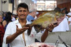Belém: City Tour de Meio Dia com Visita ao Mercado Ver-o-Peso