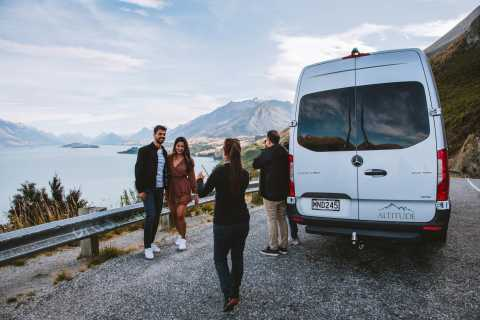 Glenorchy & Paradise Scenic Half-Day Tour from Queenstown