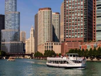 Chicago River: 45-minütige familienfreundliche Architekturkreuzfahrt