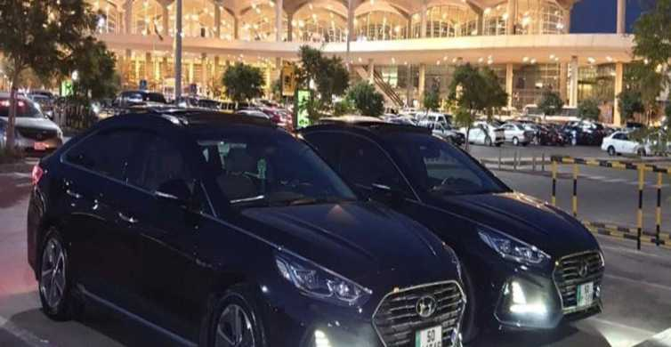 Amman Airport: Private Transfer to/from Dead Sea Hotels