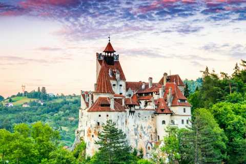 From Bucharest: Peles, Bran Castle & Old Town Brasov Tour