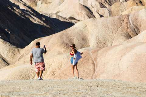 From Vegas to San Francisco: 7-Day National Park Tour