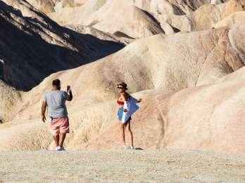 Von Vegas nach San Francisco: 7-tägige Nationalpark-Tour