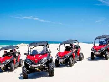 Hurghada Museum, Quad Bike & Dune Buggy Abenteuer