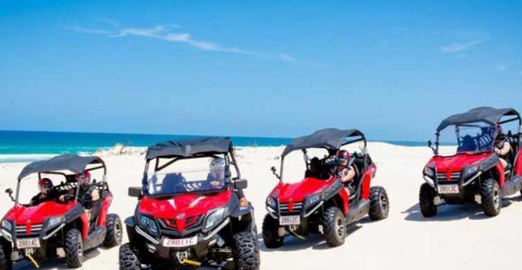 Hurghada Museum, Quad Bike & Dune Buggy Adventure