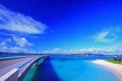 Okinawa: excursão de ônibus ao Aquário Churaumi com passeios turísticos